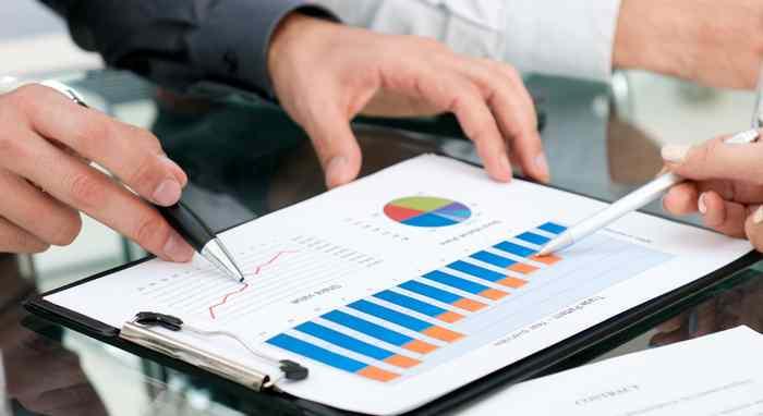 grafik biznesa