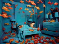 Рыбки создадут уют в комнате