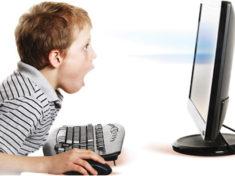 Чем опасен телевизор, компьютер и интернет для ребенка