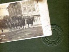 История в открытках на обложках блокнотов