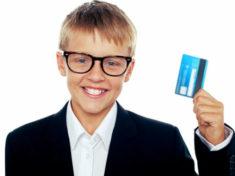 Вход в школу – по банковской карточке