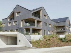 В Швейцарии построен первый в мире енергетически независимый дом