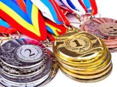 Особенности современных медалей