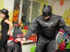 Аниматор Бэтмен для малыша